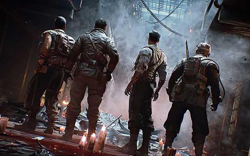 Call Of Duty Black Ops 4 Xbox One Digital Box Price Comparison