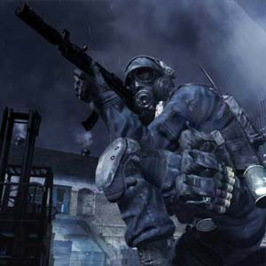 Call Of Duty 4 Modern Warfare 3 - Character