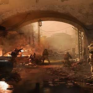 Call of Duty Modern Warfare Spec Ops