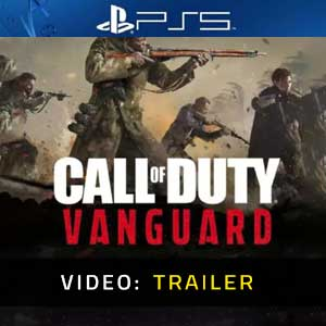 Call of Duty Vanguard Ps5 Video Trailer