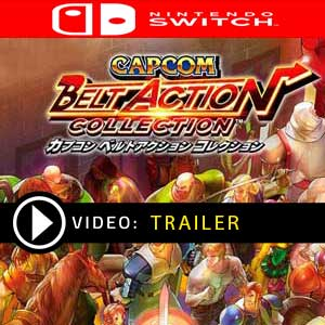 Capcom Beat 'Em Up Bundle Nintendo Switch Prices Digital or Box Edition