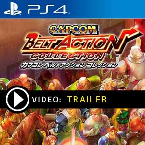 Capcom Belt Action Collection PS4 Prices Digital or Box Edition