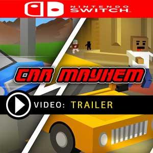 Car Mayhem Nintendo Switch Prices Digital or Box Edition