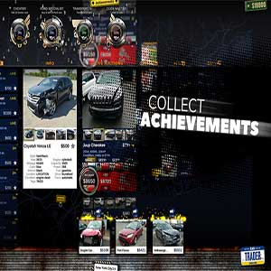 collect achievements