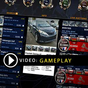 Car Trader Simulator Gameplay Video