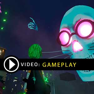 Carly and the Reaperman Escape from the Underworld Gameplay Video