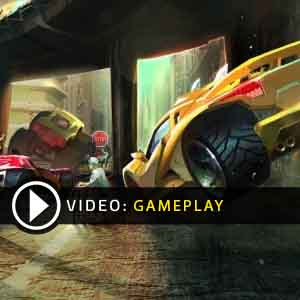 Carmageddon Reincarnation Gameplay Video