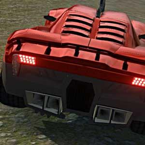 Carmageddon TDR 2000 - Car