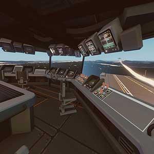 Carrier Command 2 Bridge