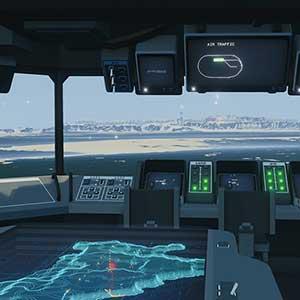 Carrier Command 2 Holomap