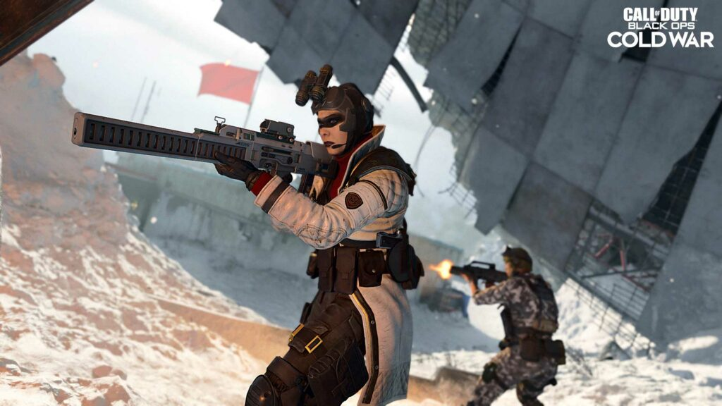 Carv 2 Tactical Rifle
