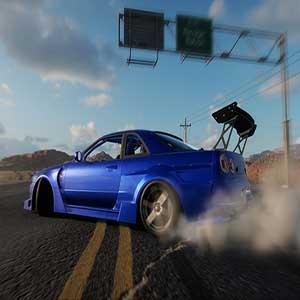 CarX Drift Racing Online Desert Track