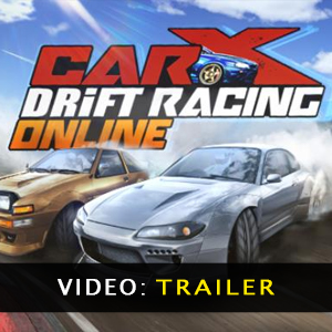 CarX Drift Racing Online Trailer Video