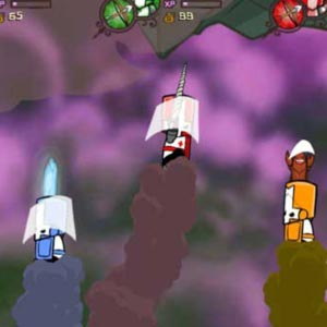 Castle Crashers Characters