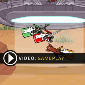 Castle Crashers Gameplay Video