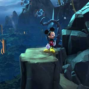 Castle of Illusion starring Mickey Mouse Ghosts