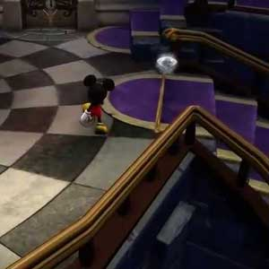 Castle of Illusion starring Mickey Mouse Castle
