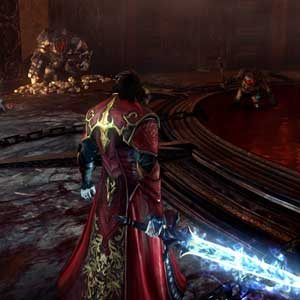 Castlevania Lords of Shadow 2 - Battle
