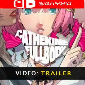 Catherine Full Body Nintendo Switch Prices Digital or Box Edition
