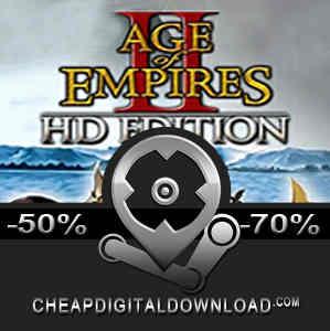 Age of Empires 2 HD Edition Digital Download Price Comparison -  CheapDigitalDownload com