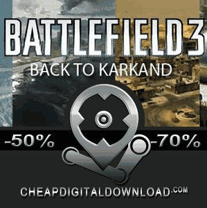 Battlefield 3 Back to Karkand DLC