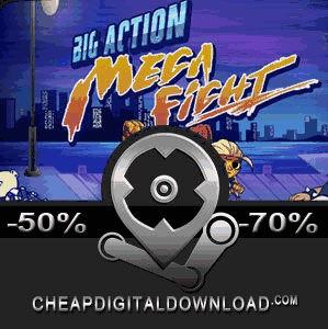 Big Action Mega Fight