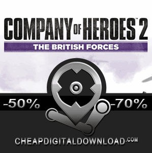 Company of Heroes 2 The British Forces