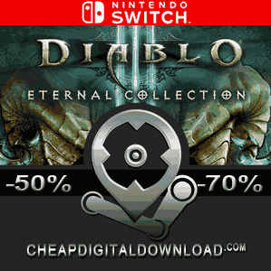 diablo 3 eternal collection switch digital code
