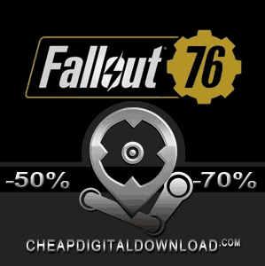 Fallout 76 Digital Download Price Comparison