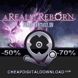 Final Fantasy 14 A Realm Reborn Digital Download Price Comparison -  CheapDigitalDownload com