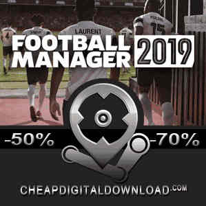 Football Manager 2019 Digital Download Price Comparison