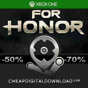 For Honor Codes Xbox One