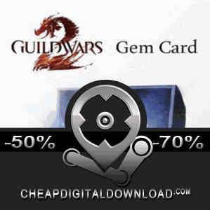 Guild Wars 2 GEMS 1200