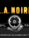 LA Noire Digital Download Price Comparison