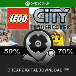 Lego City Undercover Xbox One Code Price Comparison