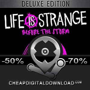 Life is Strange Before the Storm DLC Deluxe Upgrade