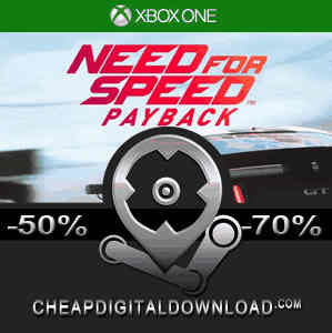 Need For Speed Payback Xbox One Code Price Comparison