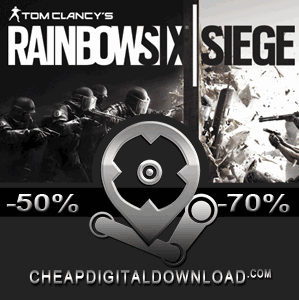 Rainbow Six Siege Digital Download Price Comparison -  CheapDigitalDownload com
