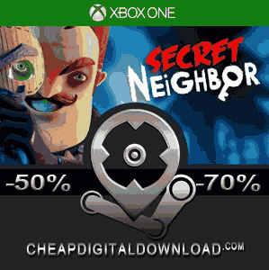 Secret Neighbor Xbox One Digital & Box Price Comparison