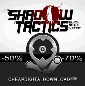 Shadow Tactics Blade of the Shogun