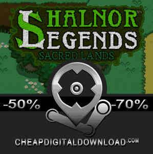 Shalnor Legends Sacred Lands