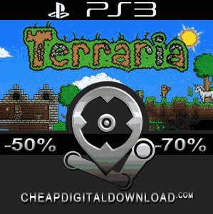 Terraria PS3 Code Price Comparison