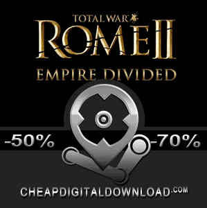 Total War ROME 2 Empire Divided