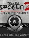 Shogun 2 Fall of the Samourai Digital Download Price Comparison