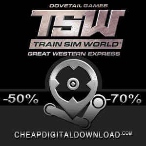 Train Sim World Great Western Express