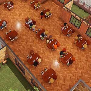 Full restaurant management