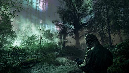 Chernobylite Grave