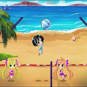 Chibi Volleyball
