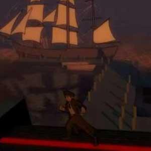 Joseph escaping