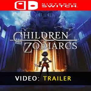 Children of Zodiarcs Nintendo Switch Prices Digitalor Box Edition